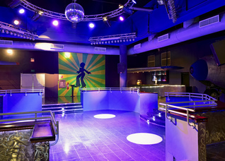DC-6 Discotheque - All Inclusive 5 Star Hotel - Dominican Republic